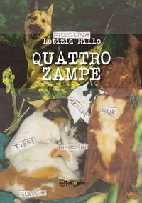 Книга под заказ: «Quattro zampe»