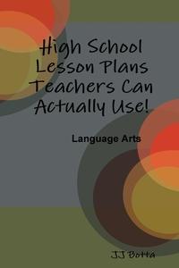 Книга под заказ: «High School Lesson Plans Teachers Can Actually Use!»
