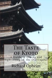 Книга под заказ: «The Taste of Kyoto»