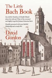 Книга под заказ: «The Little Bach Book»