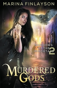 Книга под заказ: «Murdered Gods»