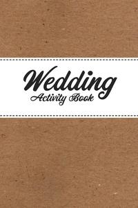 Книга под заказ: «Childrens Wedding Activity Book- Kids Wedding Activities»