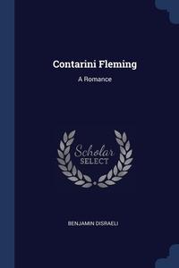 Contarini Fleming: A Romance, Benjamin Disraeli обложка-превью