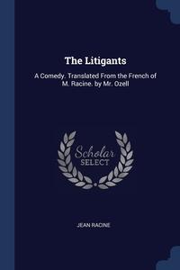 Книга под заказ: «The Litigants»