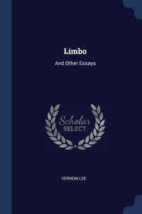 Limbo: And Other Essays, Vernon Lee обложка-превью