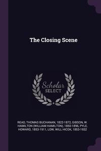 The Closing Scene, Thomas Buchanan Read, W Hamilton 1850-1896 Gibson, Howard Pyle обложка-превью