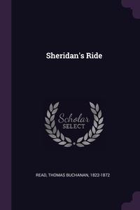 Sheridan's Ride, Thomas Buchanan Read обложка-превью