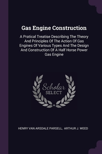 Книга под заказ: «Gas Engine Construction»