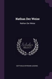 Книга под заказ: «Nathan Der Weise»