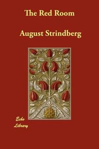 The Red Room, August Strindberg обложка-превью