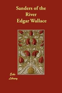 Sanders of the River, Edgar Wallace обложка-превью