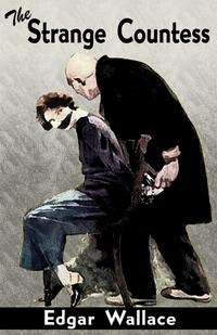 The Strange Countess, Edgar Wallace обложка-превью