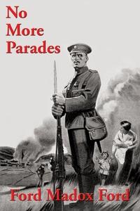 No More Parades, Ford Madox Ford обложка-превью