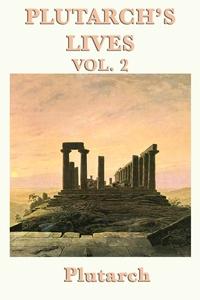 Plutarch's Lives Vol. 2, Plutarch, Plutarch Plutarch обложка-превью