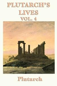 Plutarch's Lives Vol. 4, Plutarch, Plutarch Plutarch обложка-превью