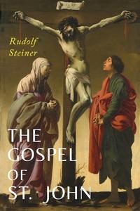 The Gospel of St. John, Rudolf Steiner, Marie Steiner обложка-превью