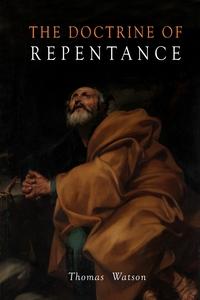 Doctrine of Repentance, Thomas Watson обложка-превью