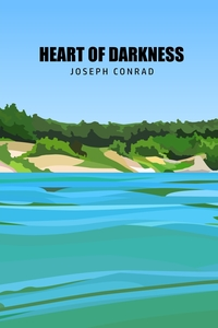 Heart of Darkness, Joseph Conrad обложка-превью