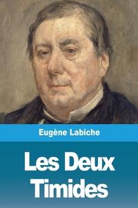 Les Deux Timides, Eugene Labiche обложка-превью