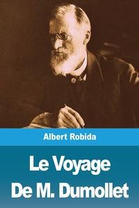 Le Voyage De M. Dumollet, Albert Robida обложка-превью