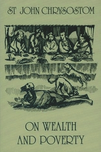 On Wealth and Poverty, Saint John Chrysostom обложка-превью