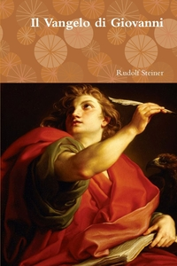Il Vangelo di Giovanni, Rudolf Steiner обложка-превью