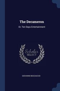 Книга под заказ: «The Decameron»