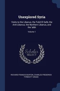 Книга под заказ: «Unexplored Syria»