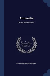 Книга под заказ: «Arithmetic»