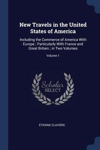 Книга под заказ: «New Travels in the United States of America»