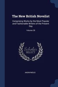 Книга под заказ: «The New British Novelist»