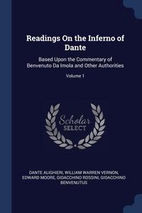 Книга под заказ: «Readings On the Inferno of Dante»