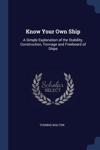 Книга под заказ: «Know Your Own Ship»