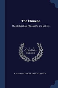 Книга под заказ: «The Chinese»