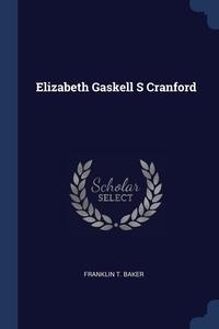 Книга под заказ: «Elizabeth Gaskell S Cranford»