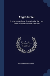 Книга под заказ: «Anglo-Israel»