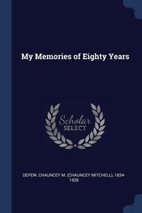 Книга под заказ: «My Memories of Eighty Years»