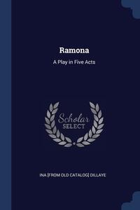 Книга под заказ: «Ramona»