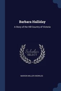Книга под заказ: «Barbara Halliday»