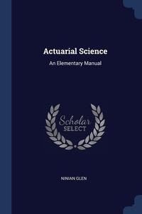 Книга под заказ: «Actuarial Science»