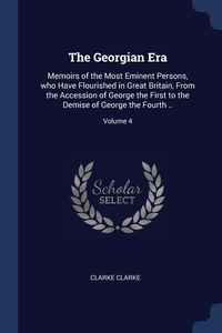 Книга под заказ: «The Georgian Era»