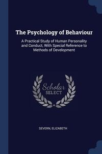 Книга под заказ: «The Psychology of Behaviour»