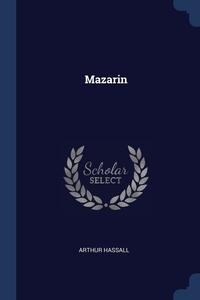 Книга под заказ: «Mazarin»