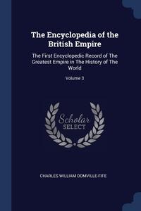 Книга под заказ: «The Encyclopedia of the British Empire»
