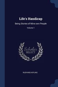 Книга под заказ: «Life's Handicap»