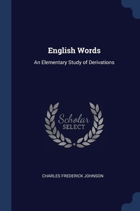 Книга под заказ: «English Words»