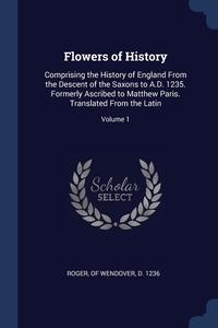 Книга под заказ: «Flowers of History»