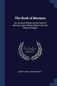Книга под заказ: «The Book of Mormon»