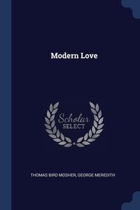 Книга под заказ: «Modern Love»