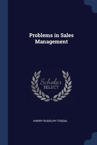 Книга под заказ: «Problems in Sales Management»